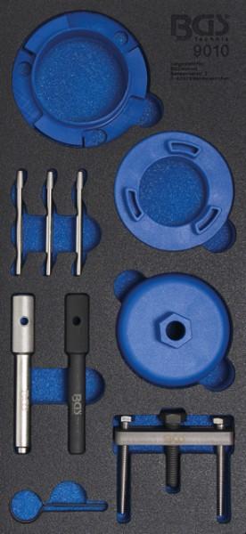 BGS - Werkstattwageneinlage Motor-Einstellwerkzeug-Satz für Jaguar/Landrover/Ford/Citroen 2,0/2,2/2,