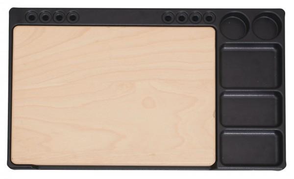 Schichtholzplatte 563x409x30 mm
