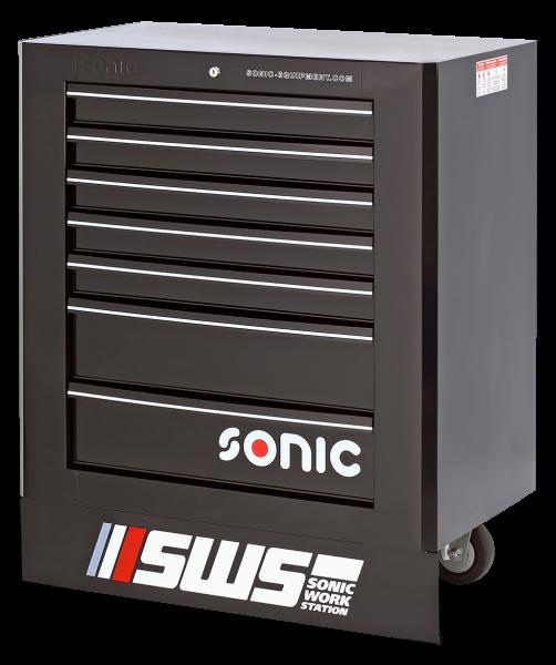 SWS 32 - Aufbewahrungssysteme leer