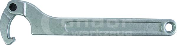 Condor Hakenschlüssel, Gelenk, 50-80 mm