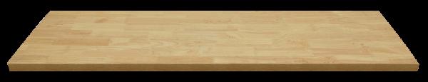Holz-Arbeitsplatte L2193 x B500 x H40