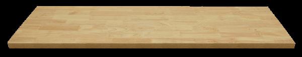 Holz-Arbeitsplatte L845 x B500 x H40