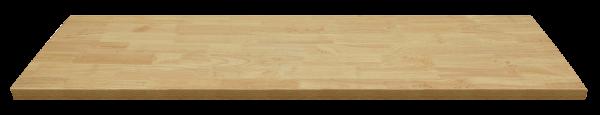 Holz-Arbeitsplatte L674 x B500 x H40