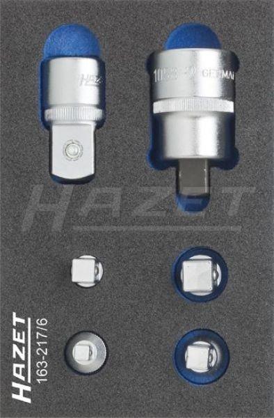 HAZET Adapter-Satz 163-217/6